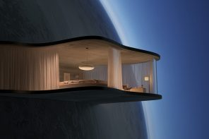 These architectural renders give life to Elon Musk's dreams of living in space!