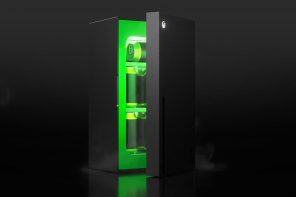 Xbox Series X-inspired Mini Fridge coming this holiday season, turning the meme into reality!