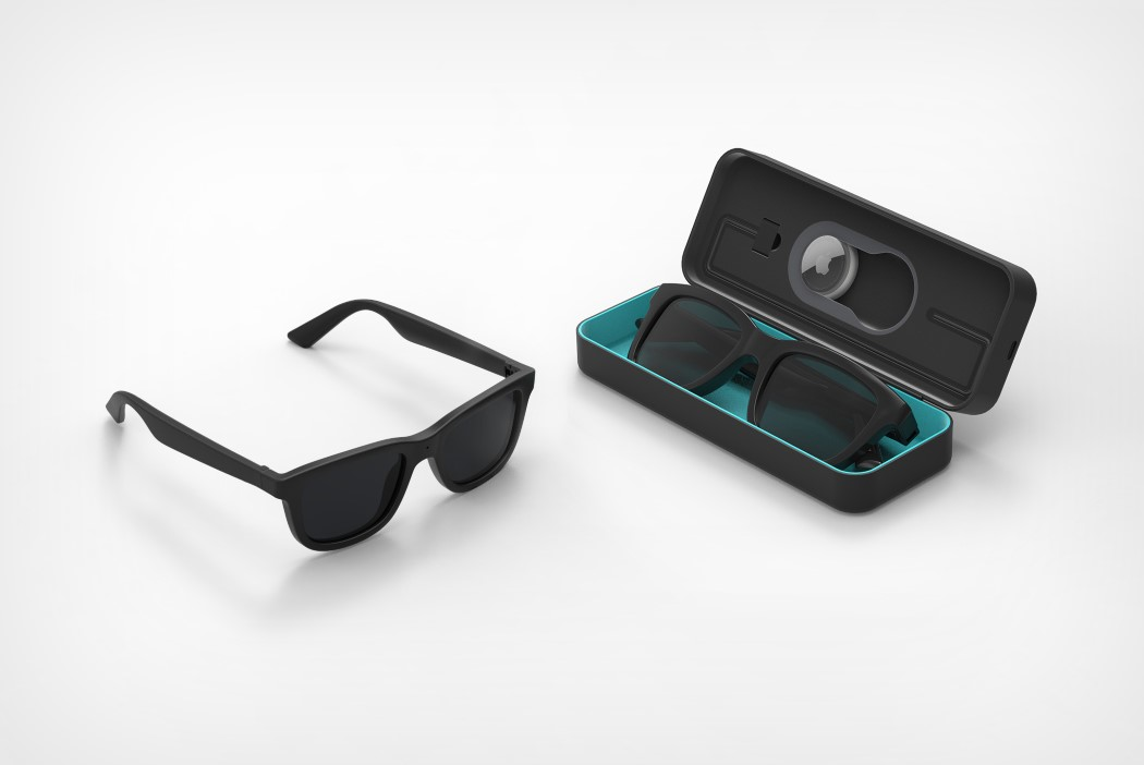 Dusk App-enabled Electrochromic Smart Sunglasses by Ampere