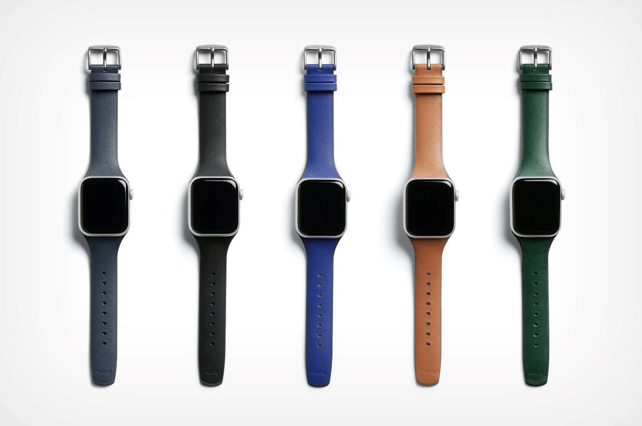 Bellroy Leather Strap for Apple Watch