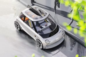 The Mini CarSharing concept shows how transportation must evolve along with ever-changing cities