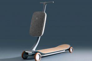 Sleek and Modern Scooter Designs that redefine futuristic urban commuting!