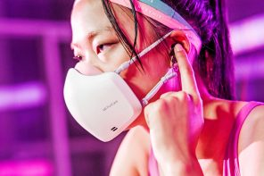 LG's PuriCare face mask gets in-built mic and speakers, giving the wearable design improved functionality