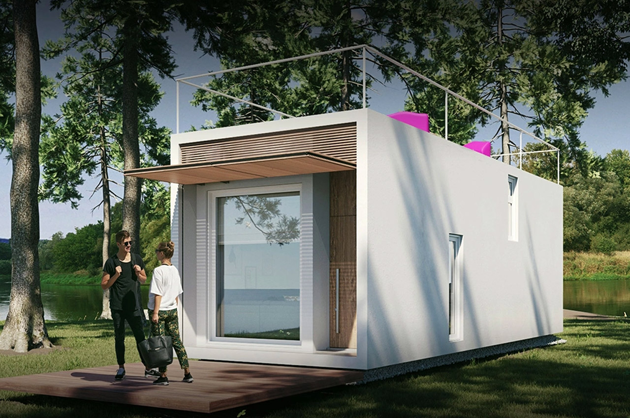 Sustainable Homes designed to reduce carbon footprint + help you ...