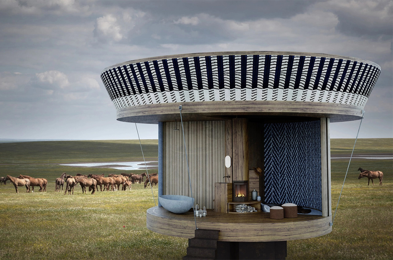 The Top 10 cabin designs of July are here to provide the perfect architectural escapism!