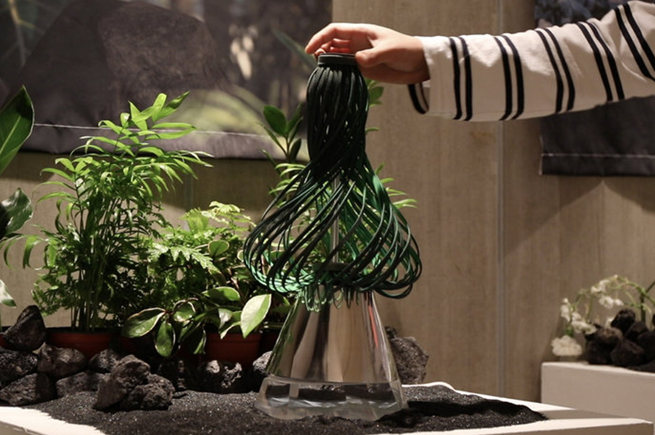 These non-humanoid robots express emotion by reacting to physical touch, just like plants do!