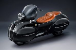 Innovative Scooter Designs that are the perfect ride for your post-COVID travel bucket list!