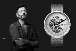 "Experimental Industrial Designer Michael Young describes his diverse work as ""Industrial Art"""