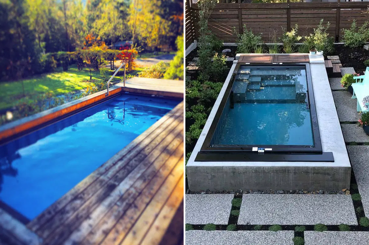 Fastest Container Swimming Pools