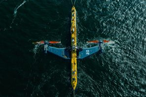 Orbital Marine Power's latest renewable energy project is a tidal turbine that can provide electricity for 2,000 homes!