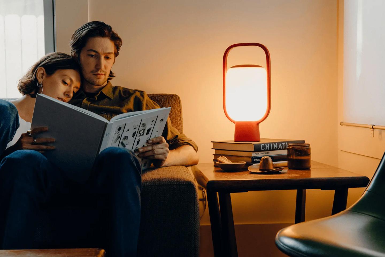 Gantri's latest 3D-printed light is a modern reinterpretation of the quintessential vintage kerosene lamp
