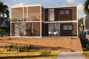 These prefab homes take 60% less time & money to build – an affordable solution to sustainable homes!