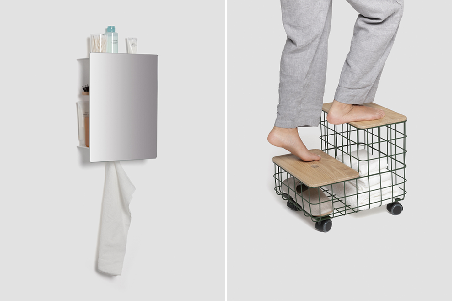 Muji's latest set of multifunctional storage solutions are designed to declutter your tiny living space!