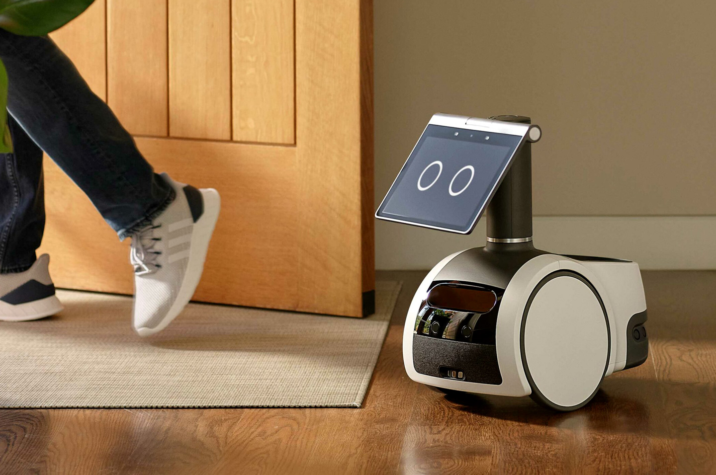 Amazon just launched a (slightly) creepy Home Robot that can follow you around your house and responds to voice commands