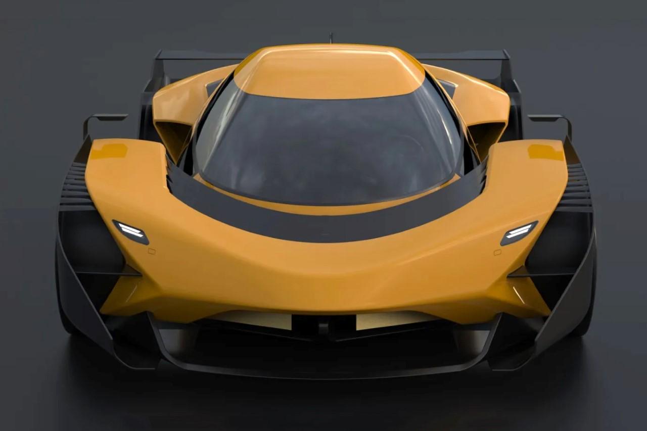 Elitra GTS Gran Turismo PS5 by Mattia Brunelli