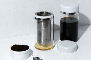 Here's the easiest way to make, store, and pour your Cold Brew Coffee