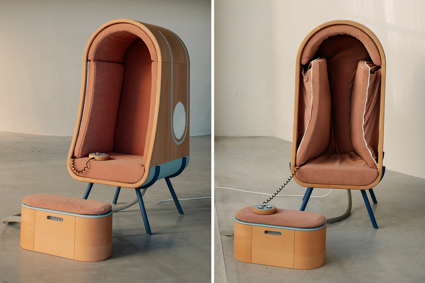James Dyson Award-Winner OTO Chair for Autistic People