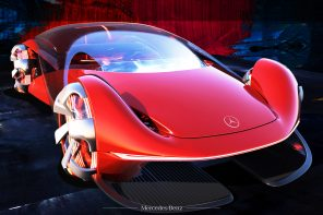 """The Mercedes-Benz EQX Concept's dynamic character gives the German automaker fresh new """"VISION"""" to chase"""