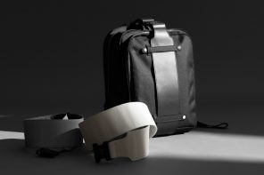 This London-based sustainability start-up is building urban backpacks out of ocean waste… and bananas