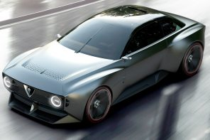 This Alfa Romeo GTS coupe could be the brand's latest shot at resurrection in 2021
