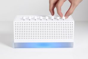 This ASMR speaker lets you design your own unique soothing soundscape to help you focus or relax