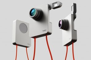 This digital camera for globe trotters focuses on minimalism + taking things easy