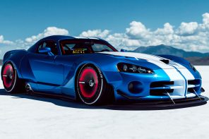 A Dodge Viper high on testosterone with enough firepower to set the streets on fire!