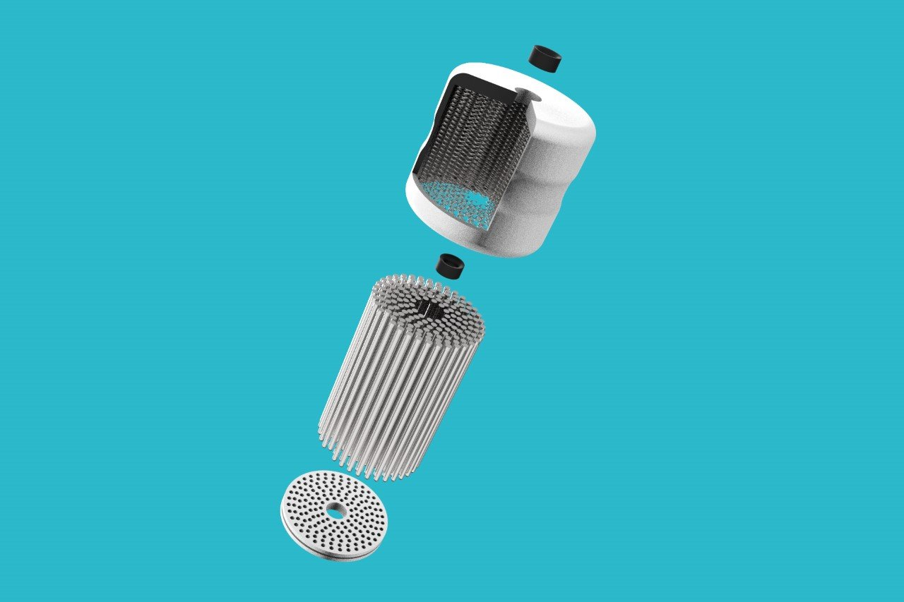 Pinsoft James Dyson Award Winning Attachment for Needle Phobia