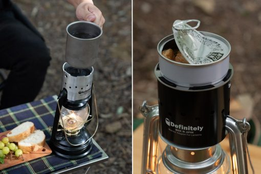 Instant Cooking Pot with Lantern