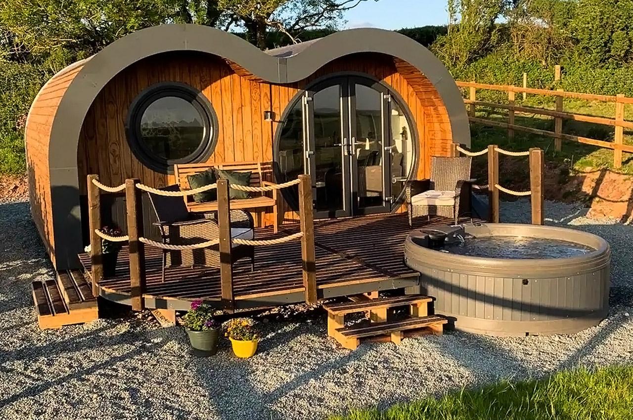 Tiny Cabin Architecture Designs for Micro Living