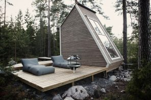 Tiny Cabins designed to be the ultimate micro-living travel destinations!