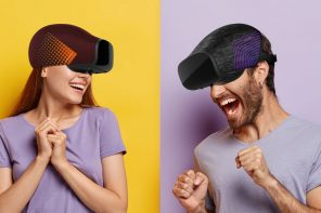 Meet the VR Cap, a gadget that can bring about a radical evolution to the wearable tech world!
