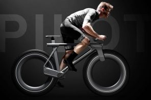 This sleek hubless bicycle could be the next evolution in the Tesla lineup