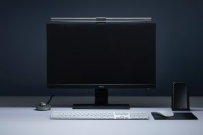 This monitor light bar is the most important desk accessory nobody ever talks about…