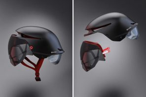 'Two-part helmet that can be safely removed by EMTs' declared winner of the YD x KeyShot Design Challenge