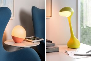 Karim Rashid and Gantri collaborate to debut the 'Kobble' collection of eclectic 3D-printed lamps