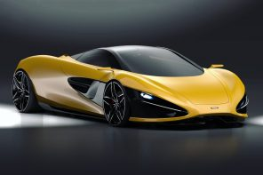 The McLaren Meliora Concept aims at being the purest expression of the British carmaker's brand DNA