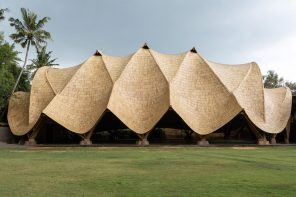 Bamboo Architecture designed to prove that this trending + sustainable material is here to stay!