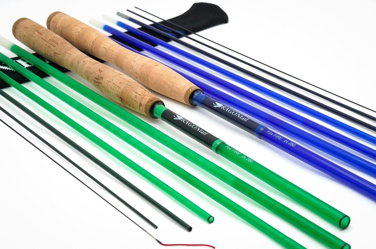This 3-length fiberglass Tenkara rod gives you the perfect first taste of short-rod Tenkara fly fishing