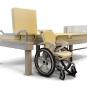 휠체어 완성(폰트 라인)